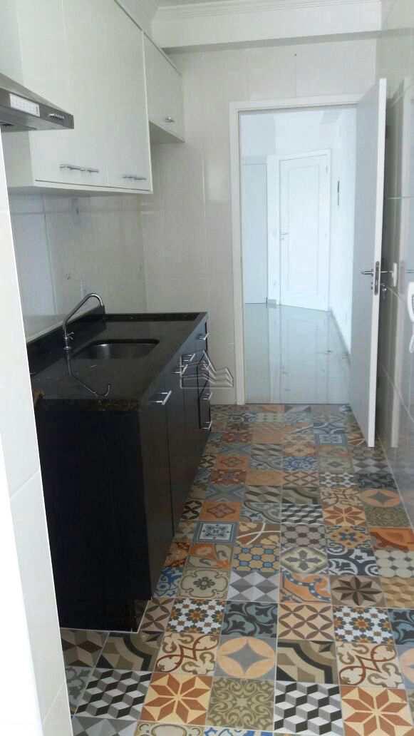 Apartamento com 3 dorms, Marapé, Santos - R$ 435 mil, Cod: 1271