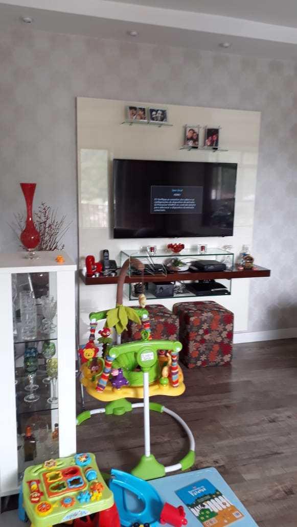 Apartamento com 2 dorms, Vila Belmiro, Santos - R$ 430 mil, Cod: 1297