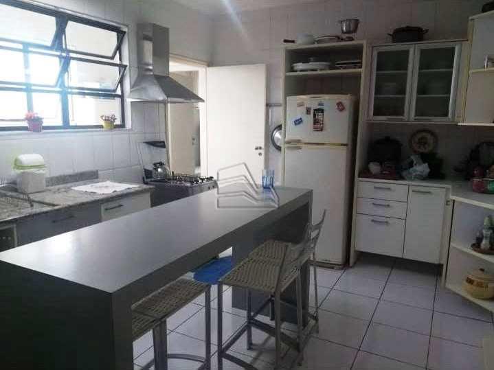 Cobertura com 3 dorms, Pompéia, Santos, Cod: 1305