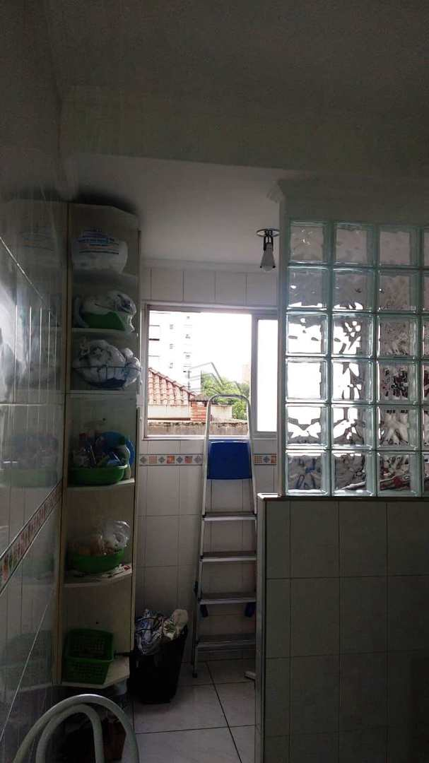 Apartamento com 2 dorms, Estuário, Santos - R$ 310 mil, Cod: 1323