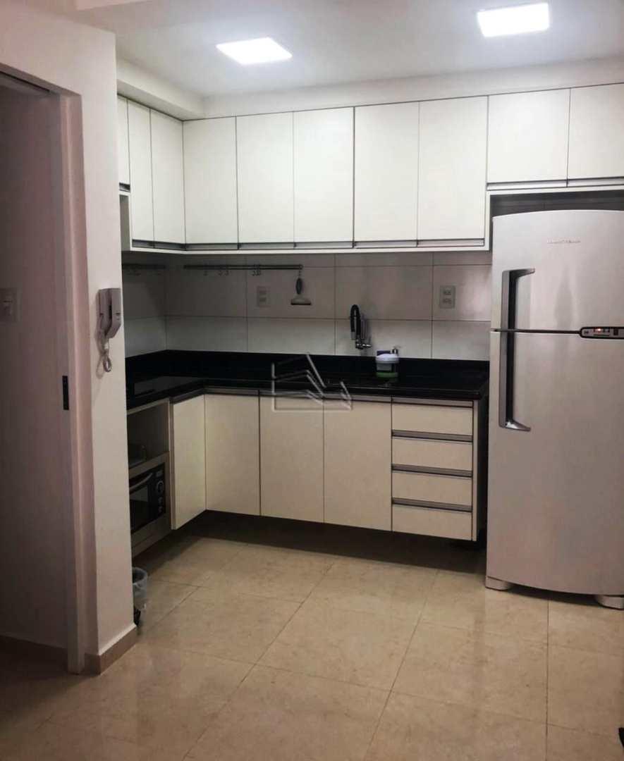 Apartamento com 1 dorm, Gonzaga, Santos, Cod: 1324