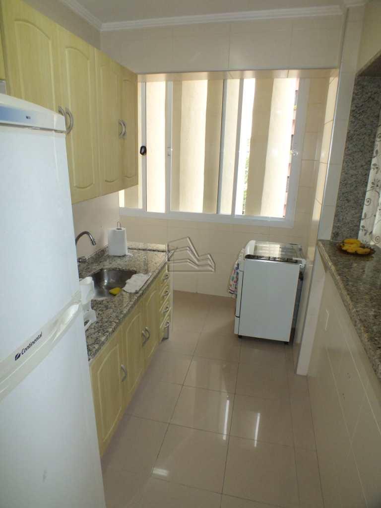 Apartamento com 1 dorm, Itararé, São Vicente - R$ 225 mil, Cod: 1328