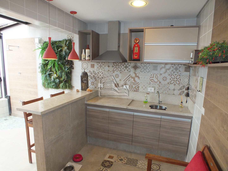 Apartamento com 3 dorms, Boqueirão, Santos - R$ 945 mil, Cod: 1333