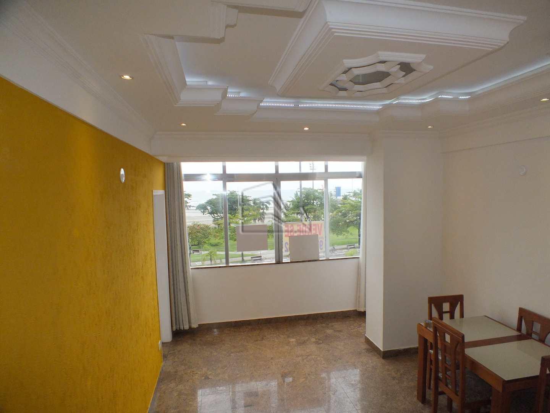 Apartamento com 2 dorms, José Menino, Santos - R$ 320 mil, Cod: 1358