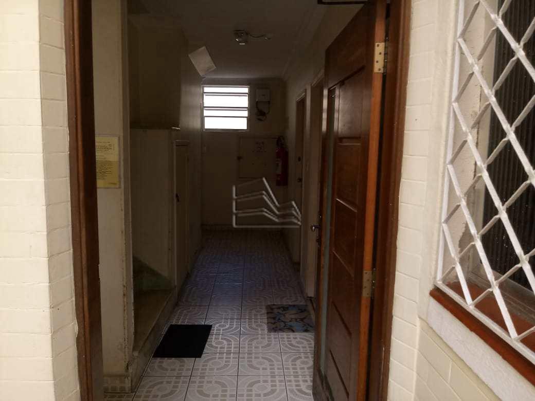 Apartamento com 2 dorms, Gonzaga, Santos - R$ 298 mil, Cod: 1407