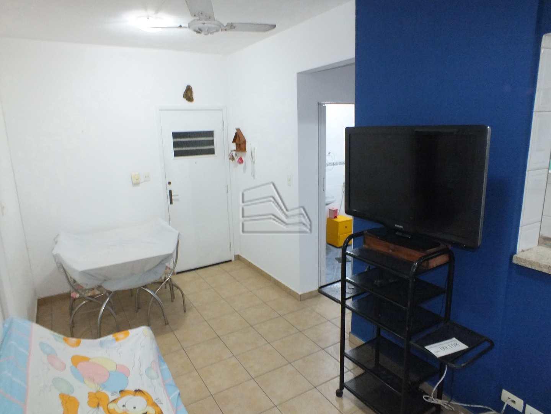 Apartamento com 1 dorm, Aparecida, Santos - R$ 265 mil, Cod: 1416