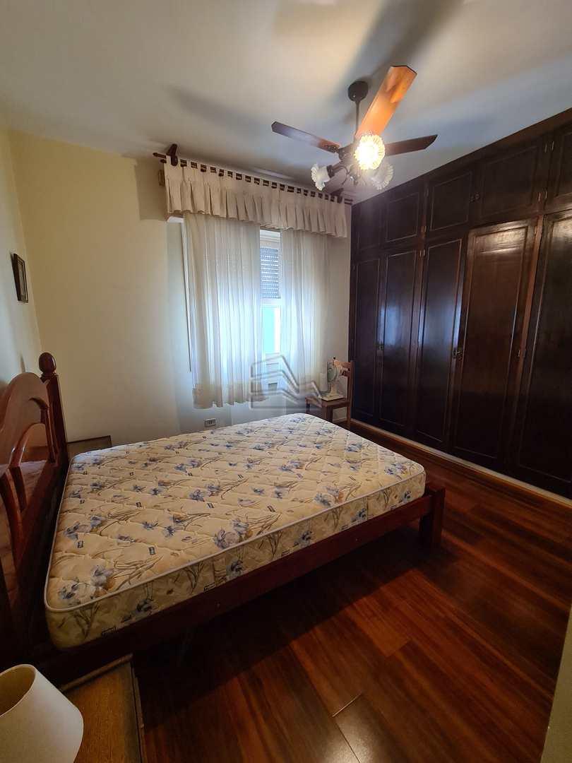 Apartamento com 2 dorms, Pompéia, Santos, Cod: 1424