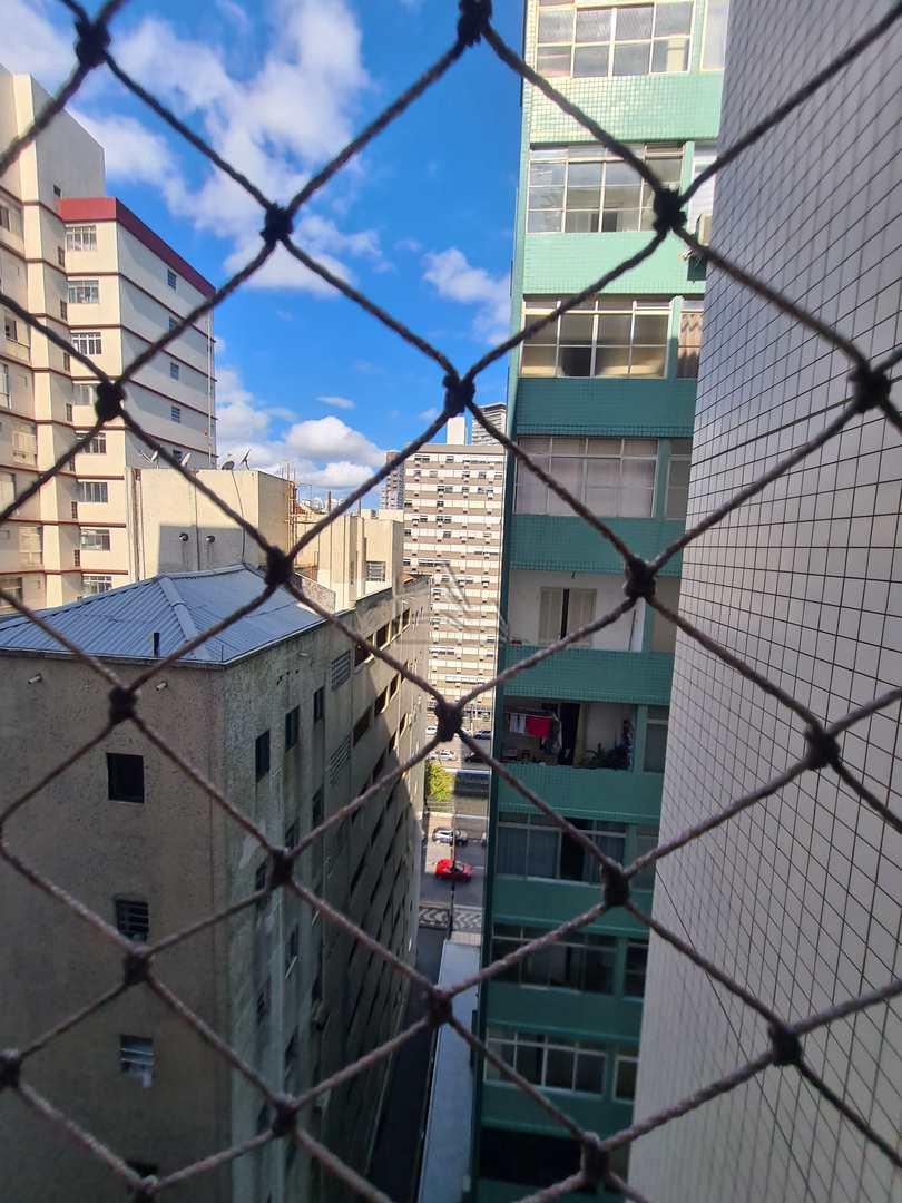 Apartamento com 1 dorm, José Menino, Santos - R$ 270 mil, Cod: 1428