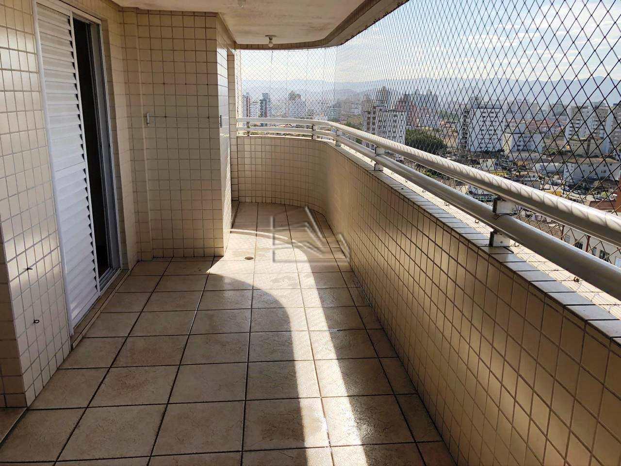 Apartamento com 3 dorms, Ponta da Praia, Santos - R$ 630 mil, Cod: 1429