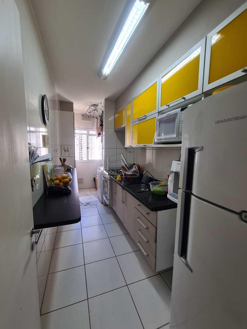 Apartamento com 3 dorms, Marapé, Santos - R$ 465 mil, Cod: 1439