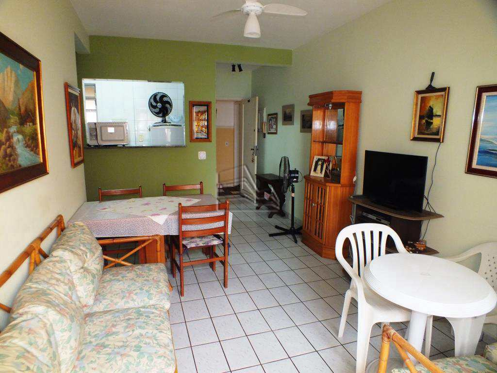 Apartamento com 1 dorm, José Menino, Santos - R$ 320 mil, Cod: 1442