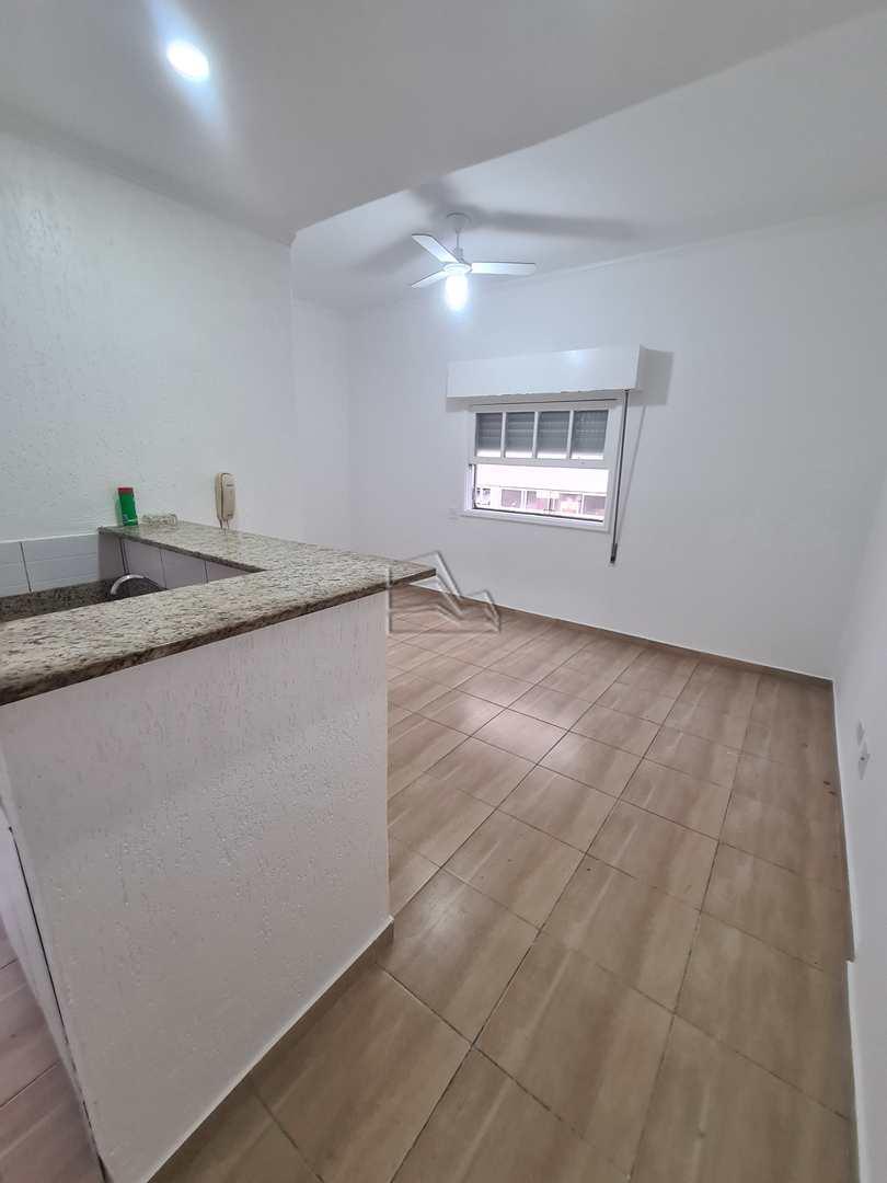 Kitnet com 1 dorm, Pompéia, Santos - R$ 180 mil, Cod: 1444