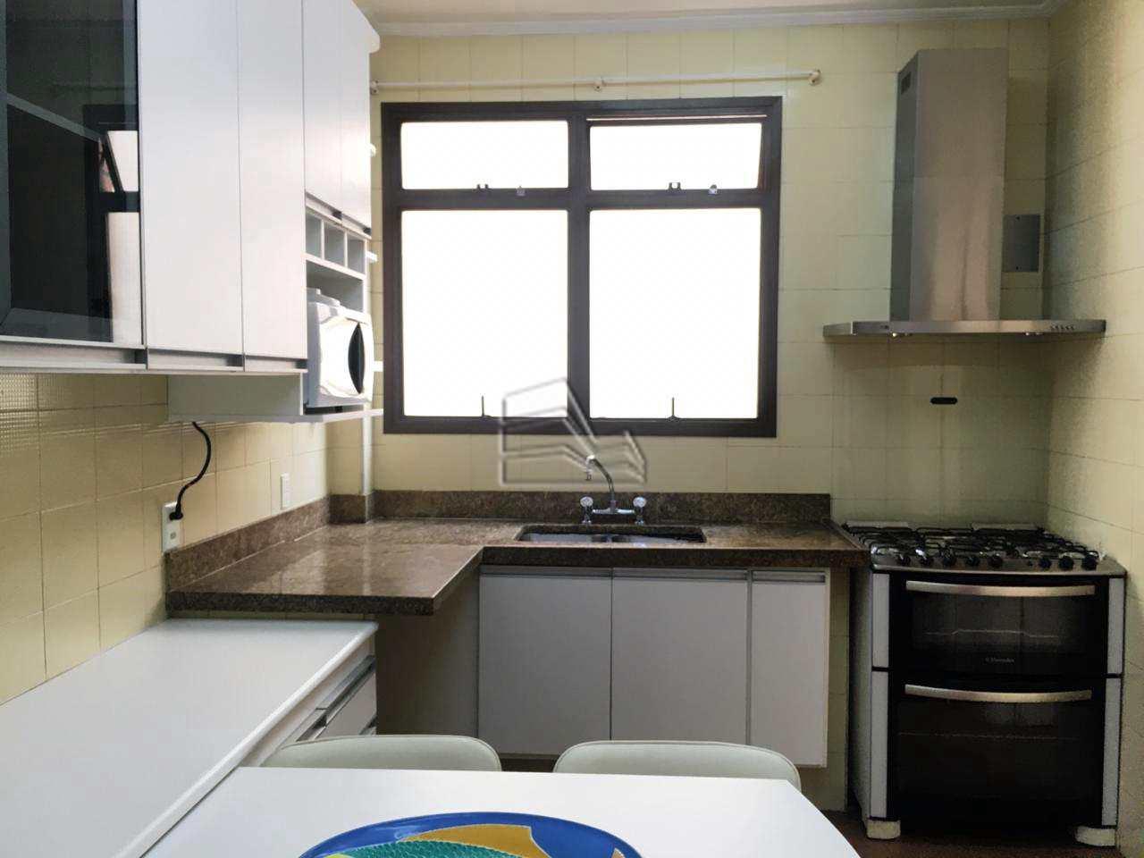 Apartamento com 3 dorms, Boqueirão, Santos, Cod: 1448