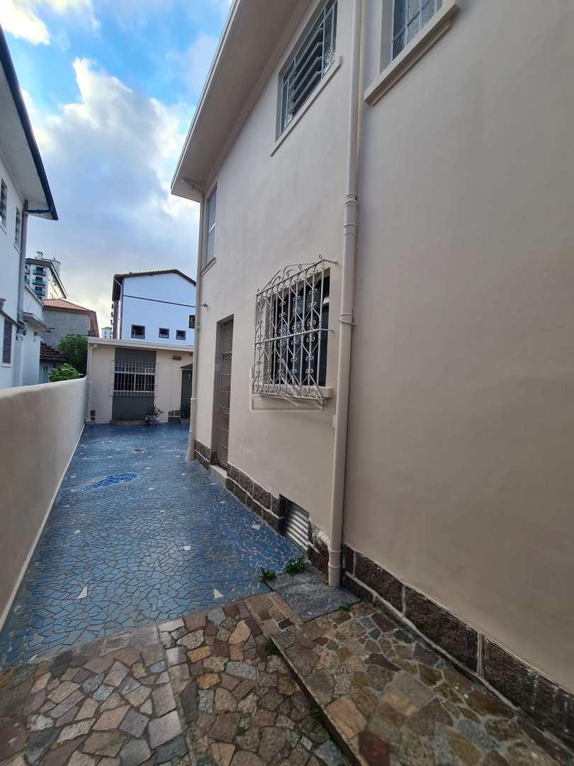 Casa com 3 dorms, Campo Grande, Santos, Cod: 1453