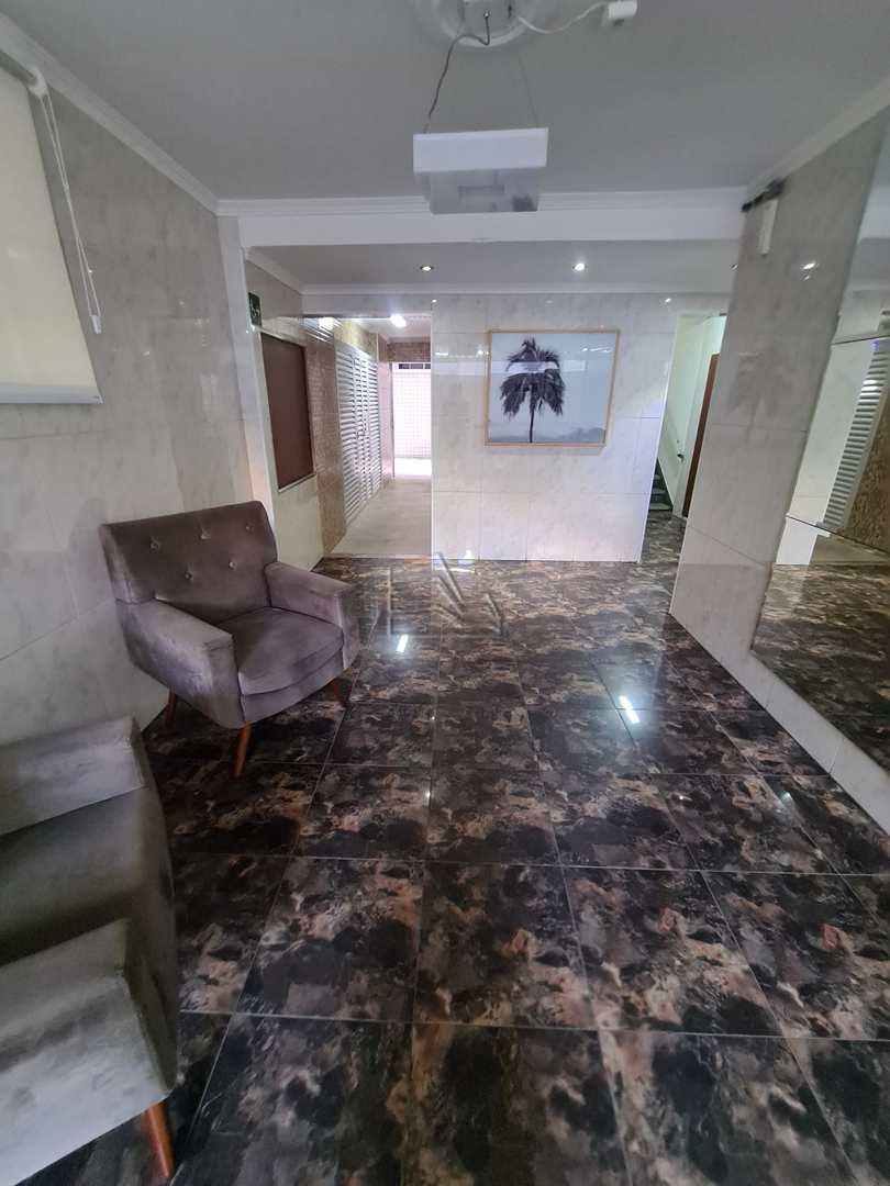 Apartamento com 1 dorm, José Menino, Santos, Cod: 1454