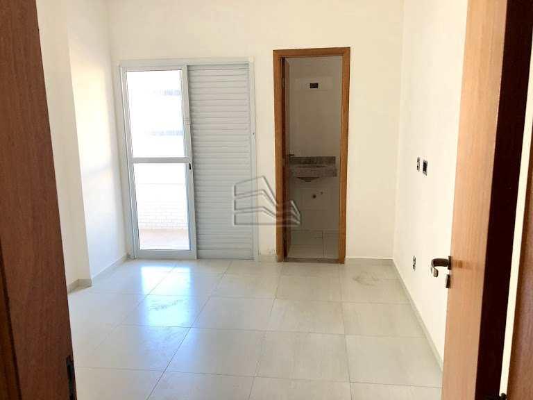 Apartamento com 2 dorms, Boqueirão, Praia Grande - R$ 435 mil, Cod: 1462