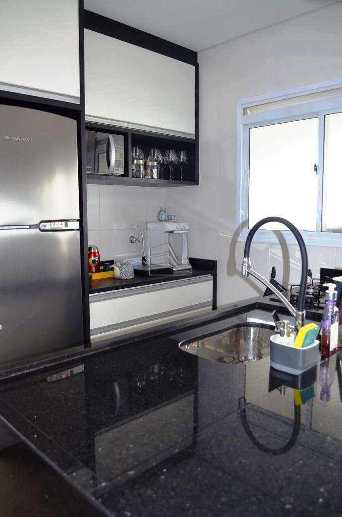 Apartamento com 2 dorms, Boqueirão, Santos - R$ 470 mil, Cod: 1463