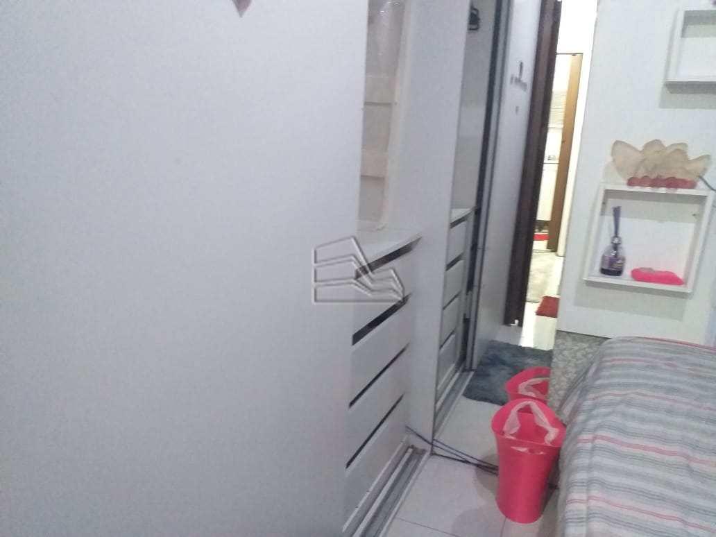 Apartamento com 1 dorm, Gonzaga, Santos - R$ 230 mil, Cod: 1474