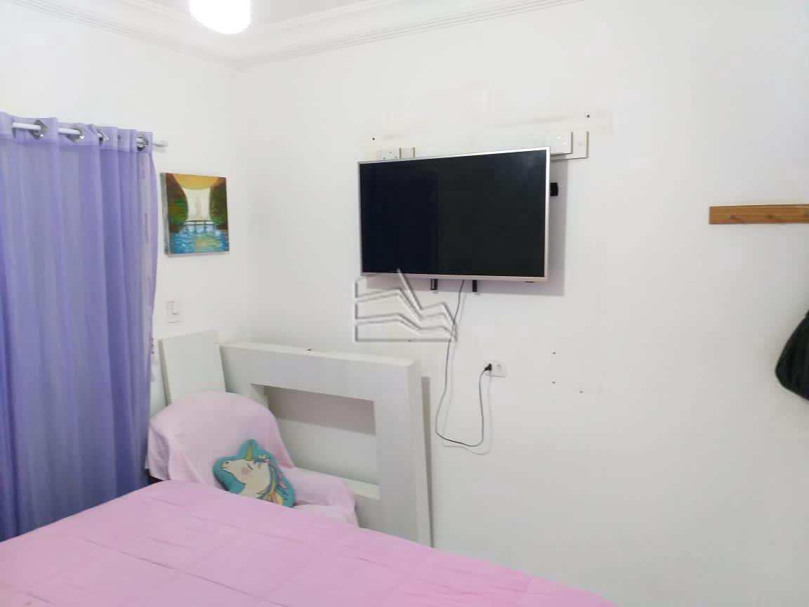 Apartamento com 2 dorms, Aviação, Praia Grande - R$ 260 mil, Cod: 1485