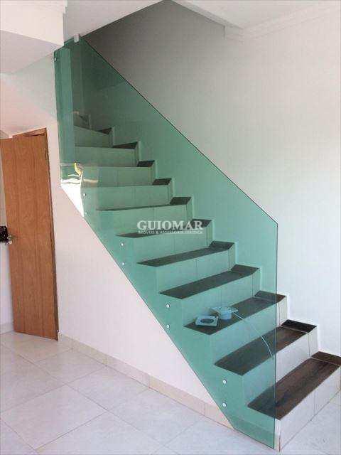 Sobrado de Condomínio com 2 dorms, Caiçara, Praia Grande - R$ 230 mil, Cod: 2067