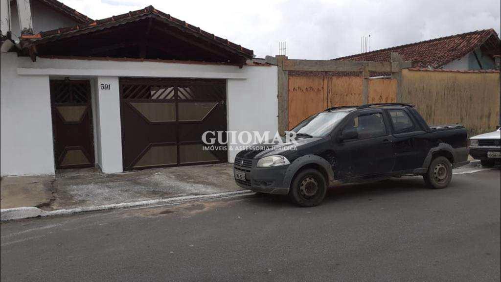 Casa com 2 dorms, Caiçara, Praia Grande, Cod: 1199