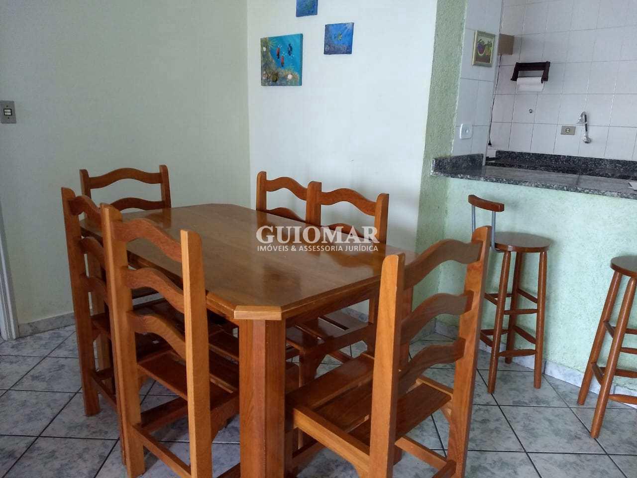 Apartamento com 2 dorms, Real, Praia Grande, Cod: 1142