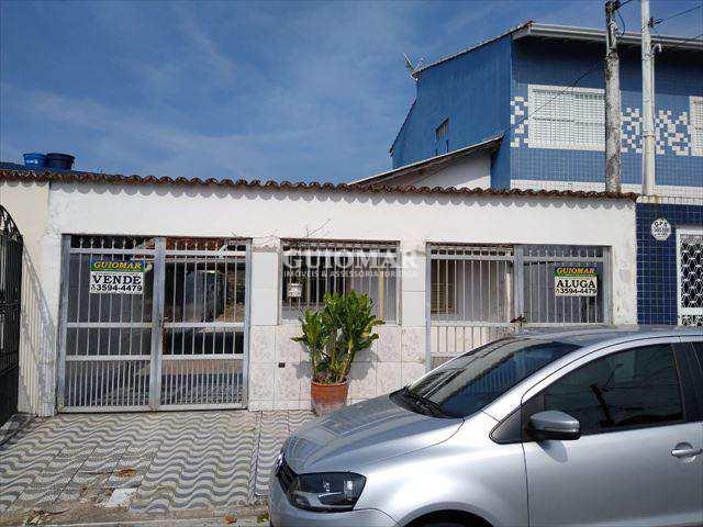 Casa com 2 dorms, Caiçara, Praia Grande - R$ 200 mil, Cod: 901