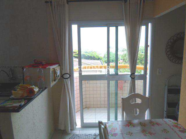 Kitnet com 1 dorm, Caiçara, Praia Grande - R$ 100 mil, Cod: 514