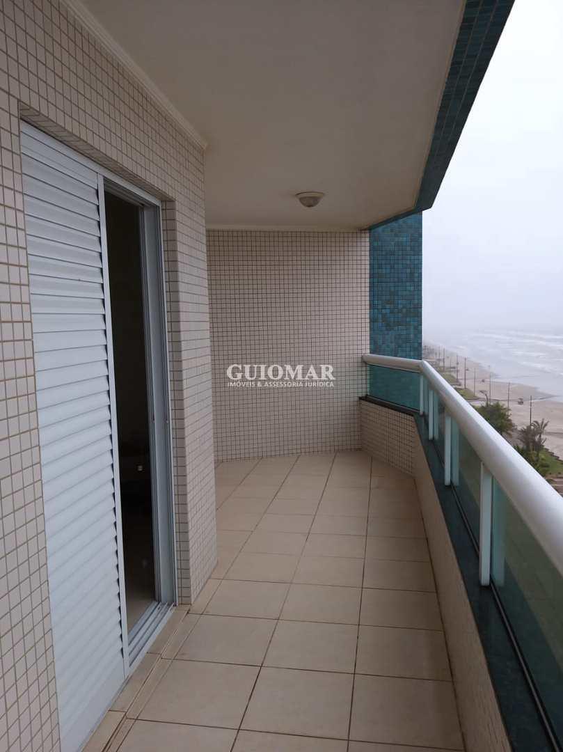 Apartamento com 3 dorms, Caiçara, Praia Grande - R$ 375 mil, Cod: 2103
