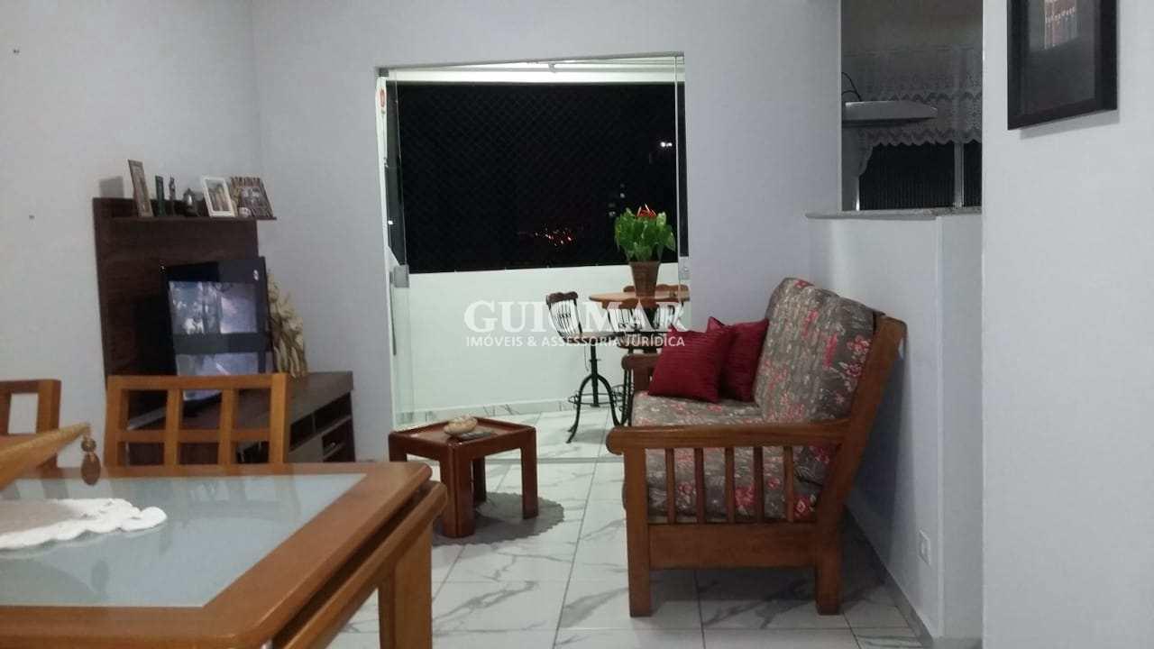 Apartamento com 2 dorms, Tupi, Praia Grande - R$ 280 mil, Cod: 2104