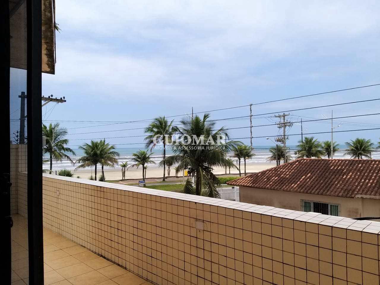 Apartamento com 2 dorms, Flórida, Praia Grande - R$ 300 mil, Cod: 2108