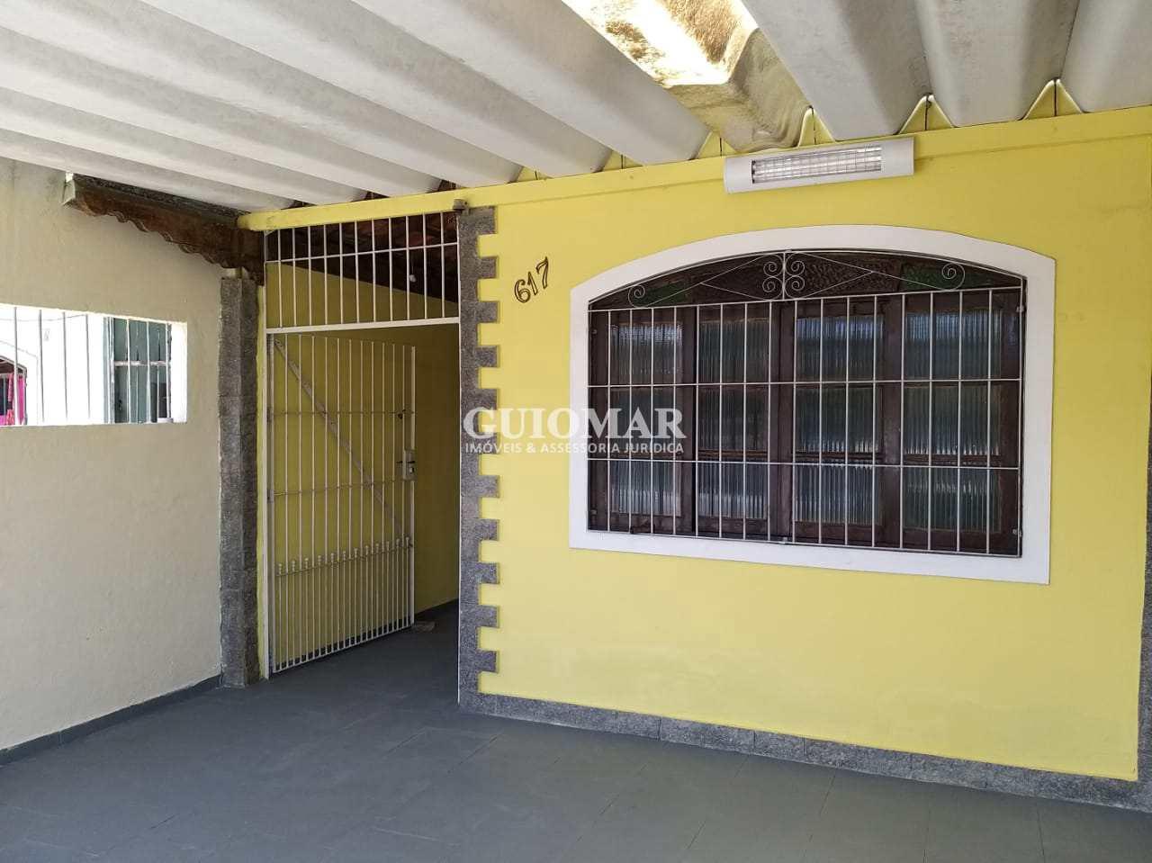 Casa com 2 dorms, Caiçara, Praia Grande, Cod: 2117