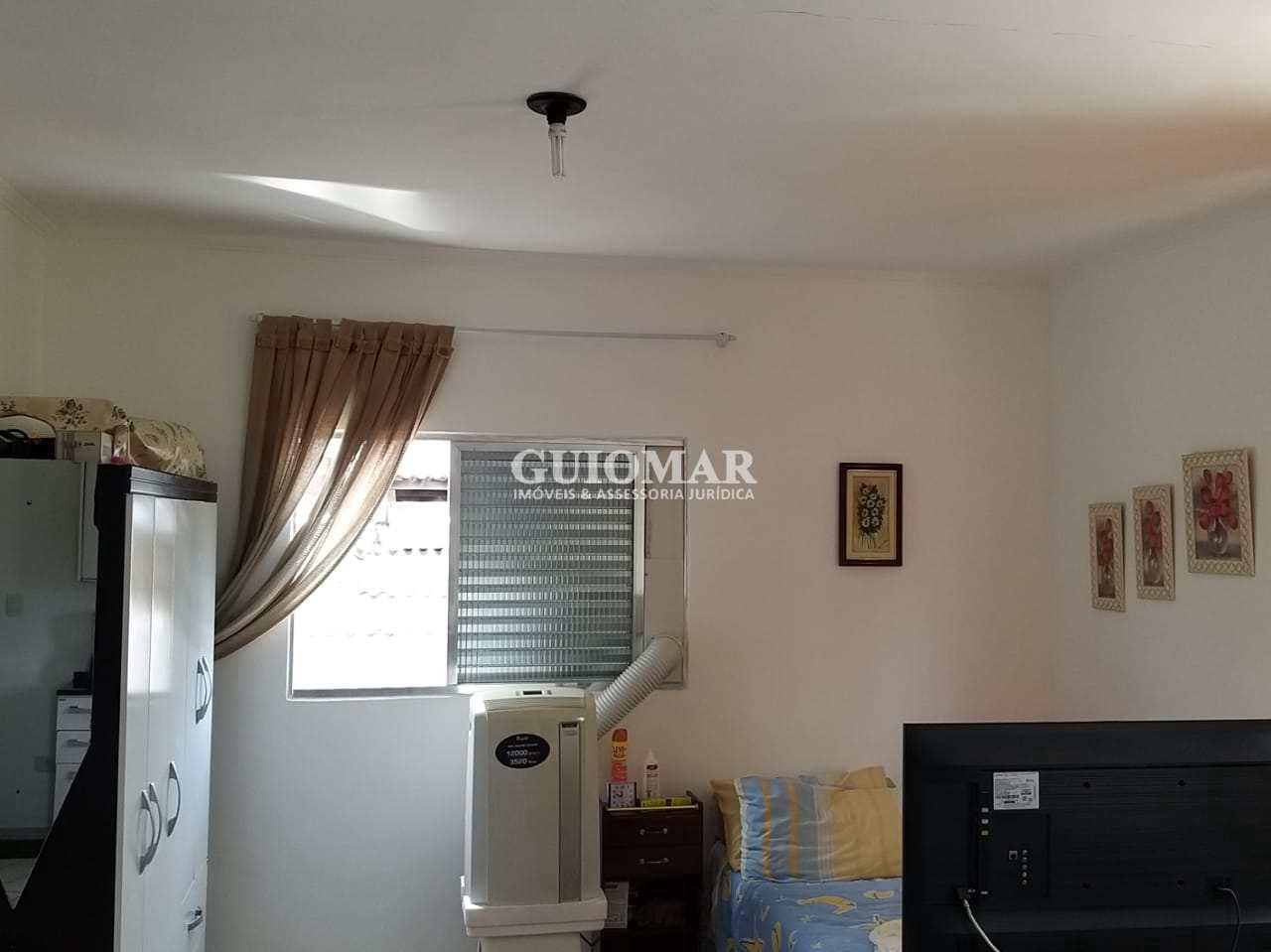 Kitnet com 1 dorm, Caiçara, Praia Grande - R$ 100 mil, Cod: 2118