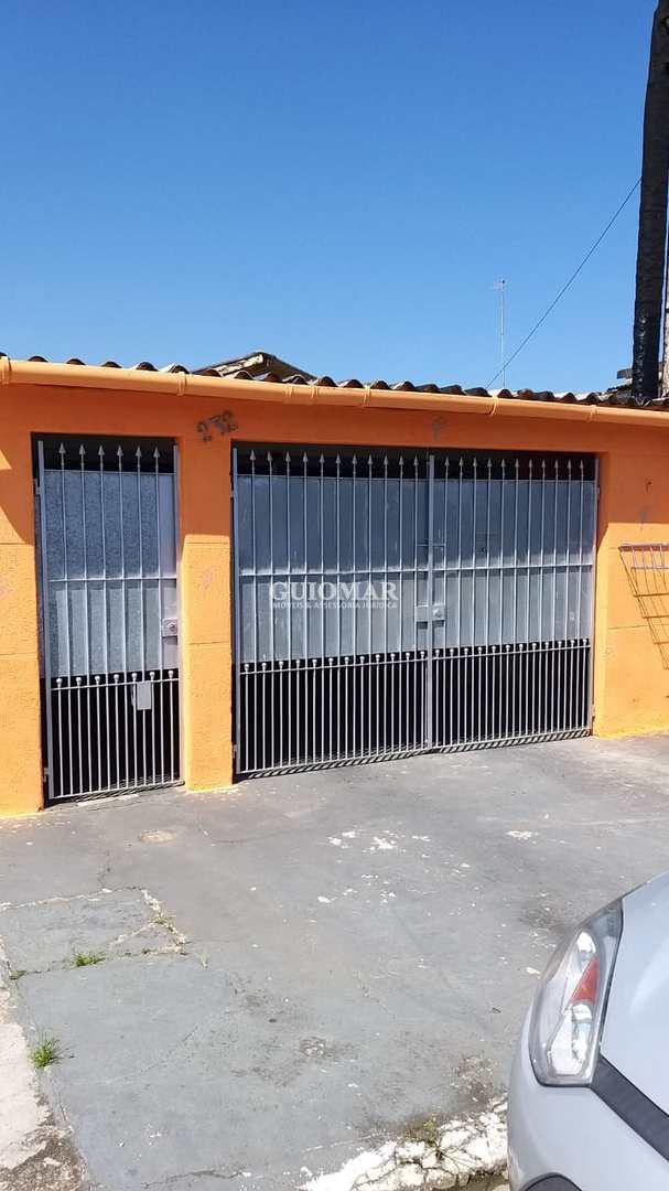 Casa com 2 dorms, Princesa, Praia Grande - R$ 150 mil, Cod: 2128