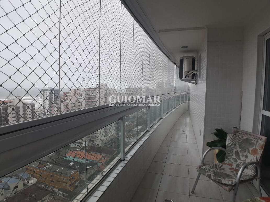 Apartamento com 3 dorms, Tupi, Praia Grande - R$ 770 mil, Cod: 2169