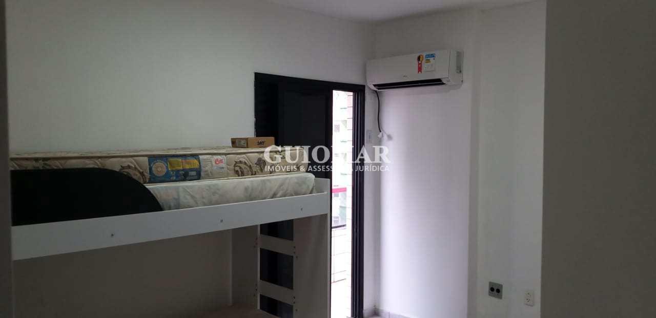 Apartamento com 2 dorms, Tupi, Praia Grande - R$ 220 mil, Cod: 2201