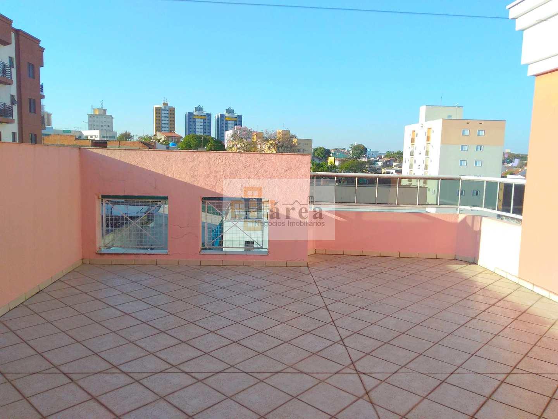 Cobertura: Res. Safira - Vila Barão / Sorocaba