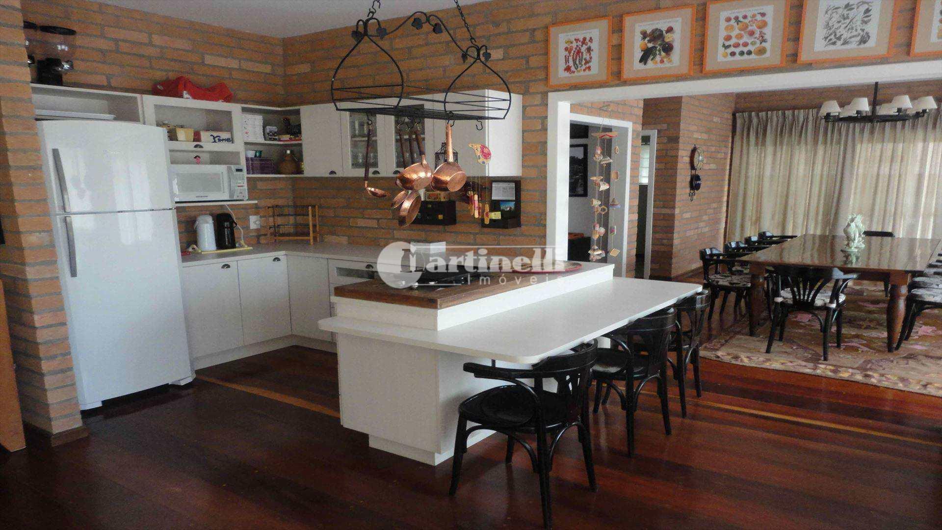 Casa de Condomínio com 4 dorms, Zona Rural, Santo Antônio do Pinhal - R$ 850 mil, Cod: 575