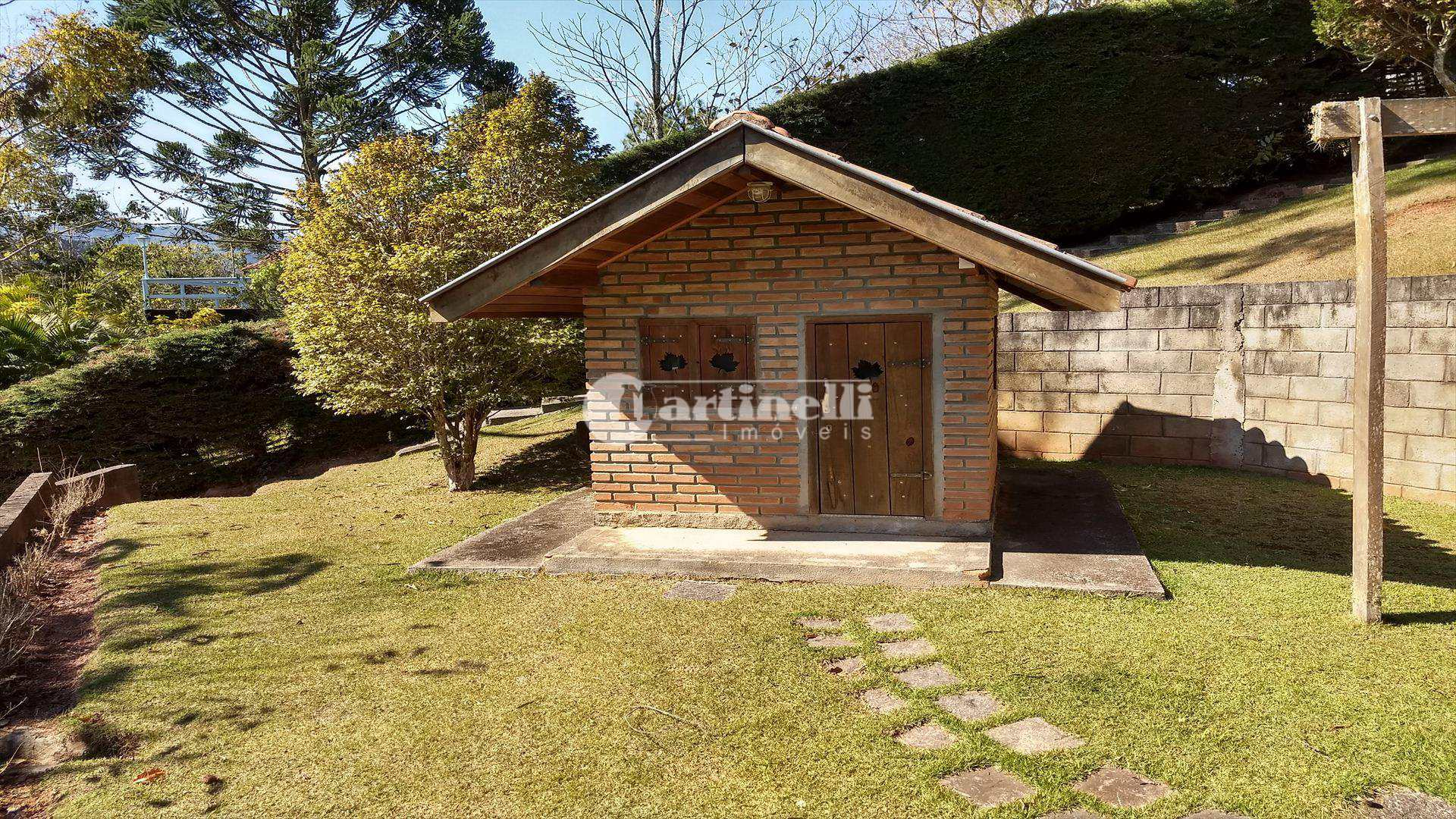 Casa com 2 dorms, Centro, Santo Antônio do Pinhal - R$ 890 mil, Cod: 592