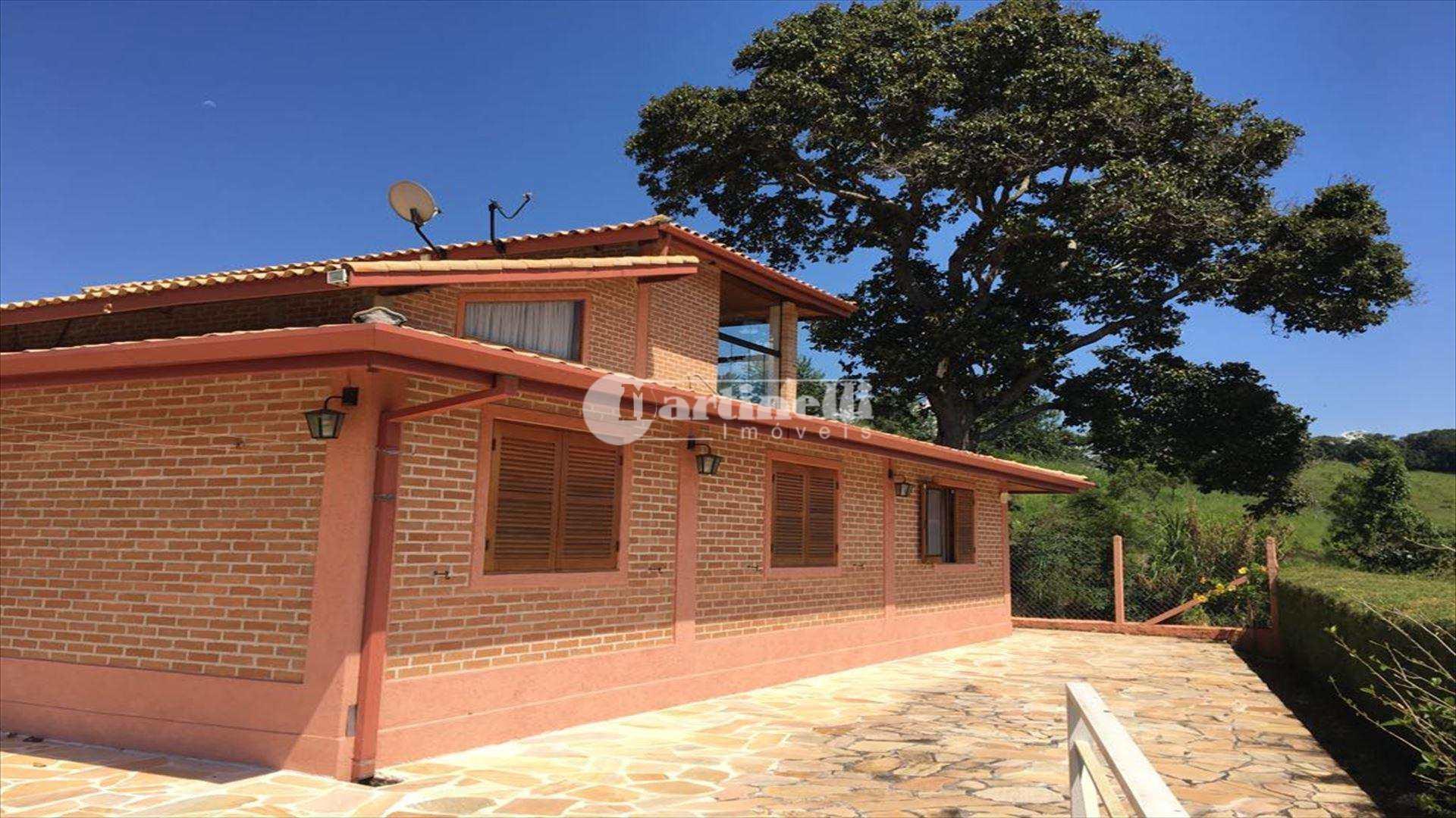 Casa de Condomínio com 4 dorms, Zona Rural, Santo Antônio do Pinhal - R$ 2.35 mi, Cod: 551