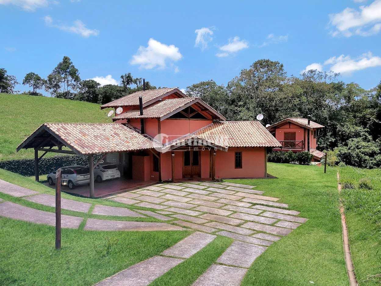 Casa de Condomínio com 4 dorms, Zona Rural, Santo Antônio do Pinhal - R$ 1.28 mi, Cod: 547