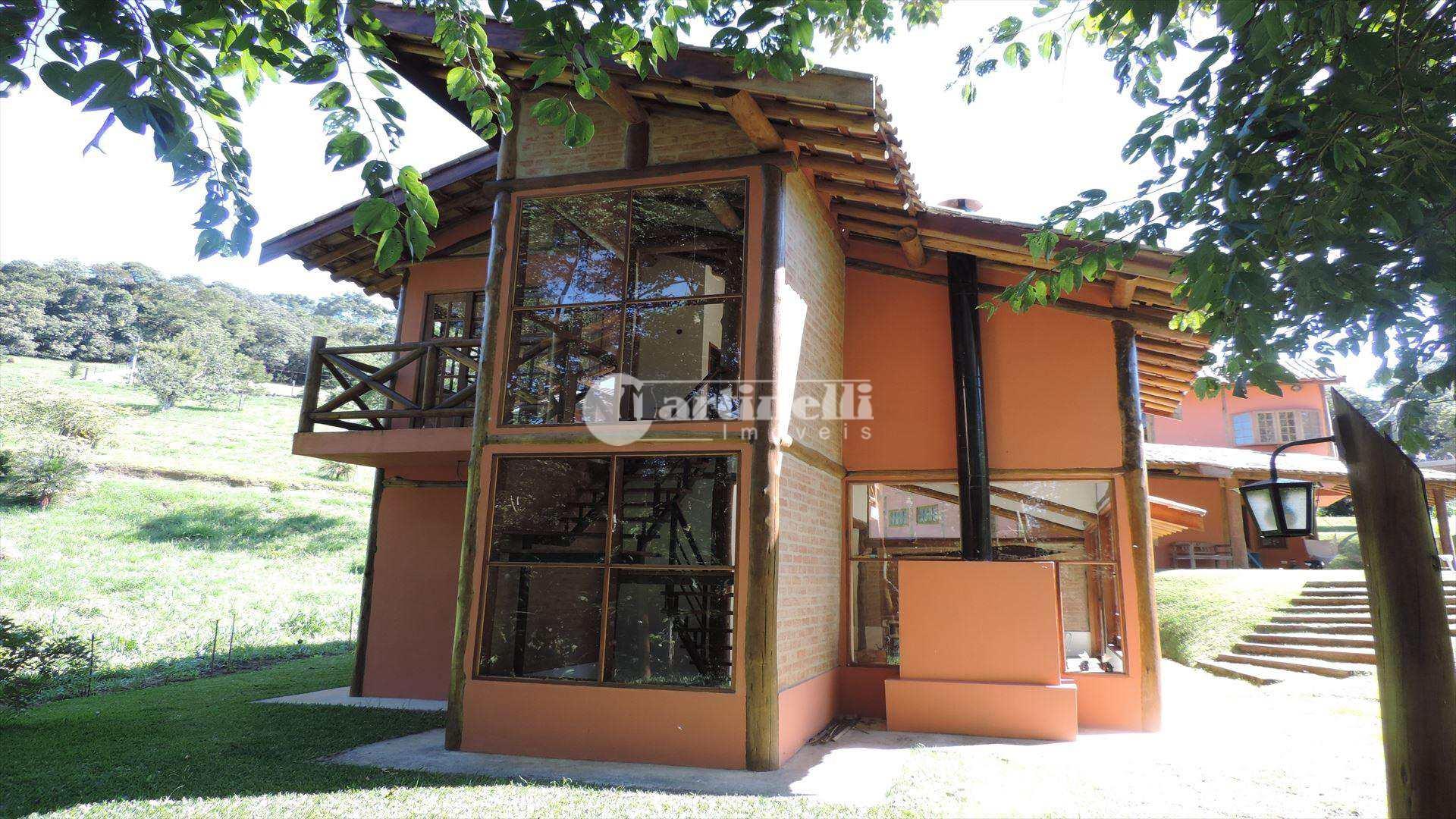 Casa de Condomínio com 4 dorms, Zona Rural, Santo Antônio do Pinhal - R$ 1.6 mi, Cod: 547