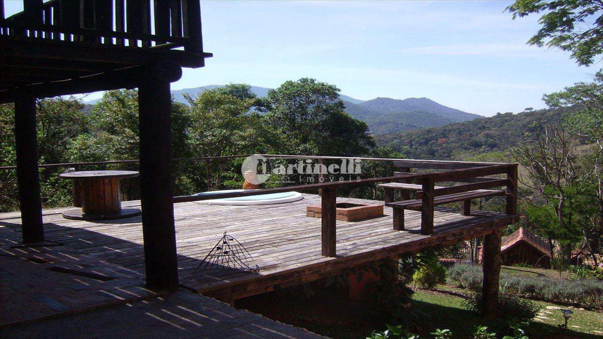 Casa de Condomínio com 4 dorms, Centro, Santo Antônio do Pinhal - R$ 750 mil, Cod: 538