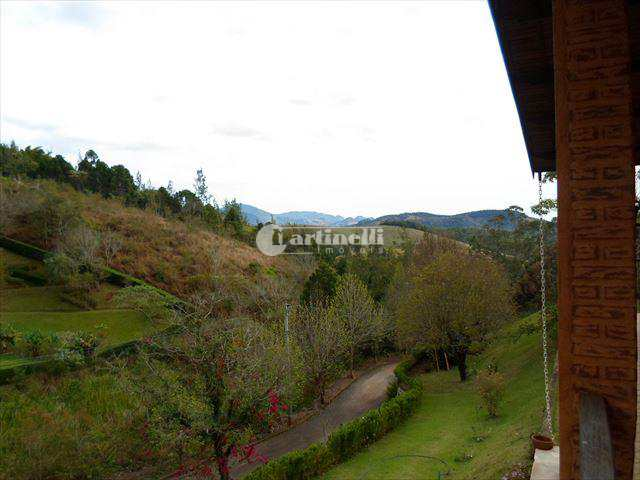 Casa em Santo Antônio do Pinhal bairro Zona Rural