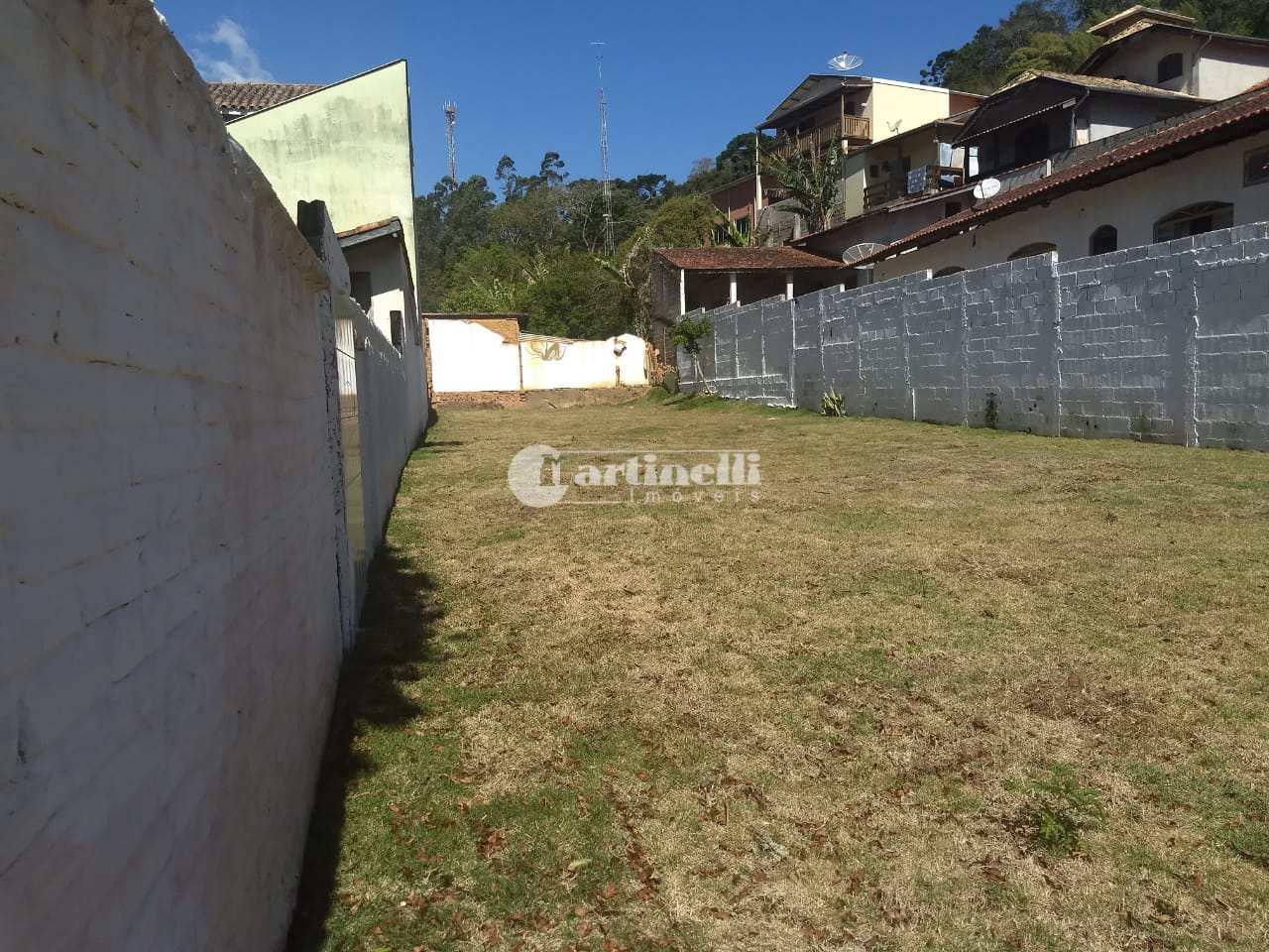 Terreno, Centro, Santo Antônio do Pinhal - R$ 750 mil, Cod: 601