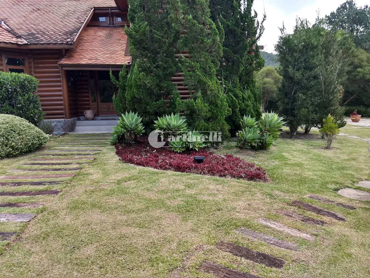 Casa de Condomínio com 4 dorms, Zona Rural, Santo Antônio do Pinhal - R$ 2.1 mi, Cod: 606