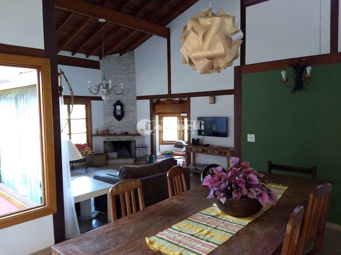 Casa de Condomínio com 4 dorms, Zona Rural, Santo Antônio do Pinhal - R$ 2 mi, Cod: 608