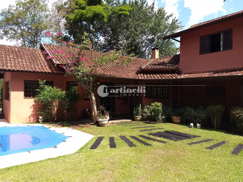 Casa com 5 dorms, Centro, Santo Antônio do Pinhal - R$ 1.3 mi, Cod: 613