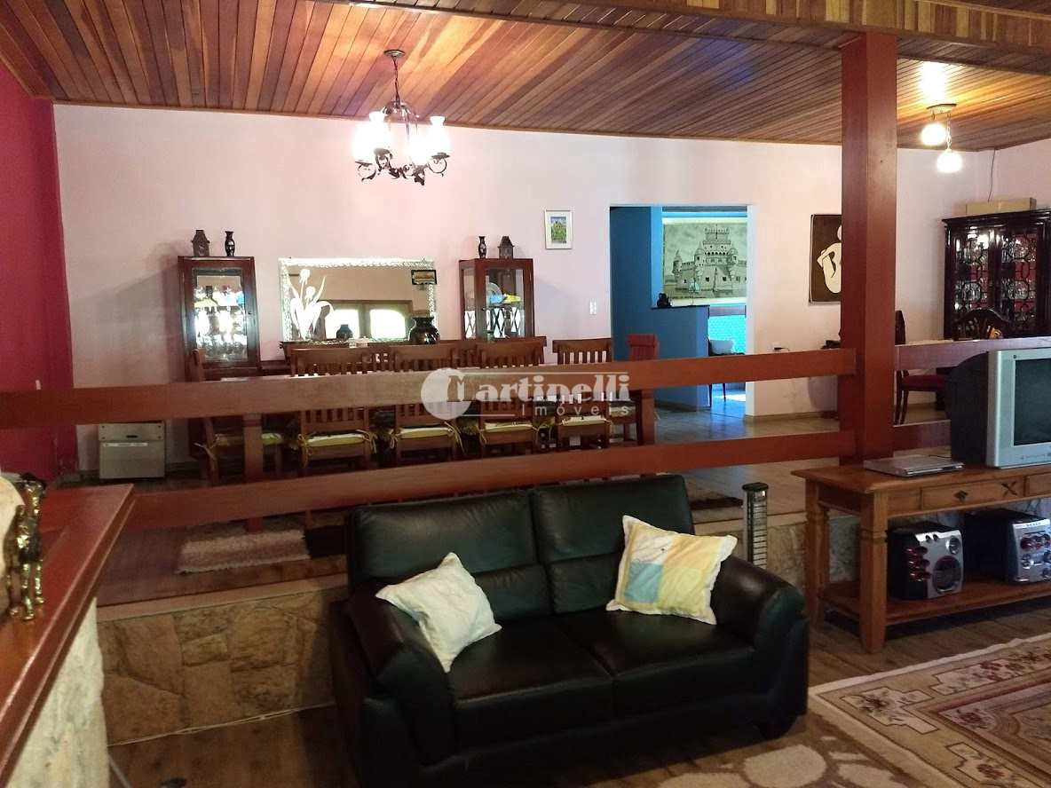Sítio com 4 dorms, Rural, Santo Antônio do Pinhal - R$ 1.75 mi, Cod: 614