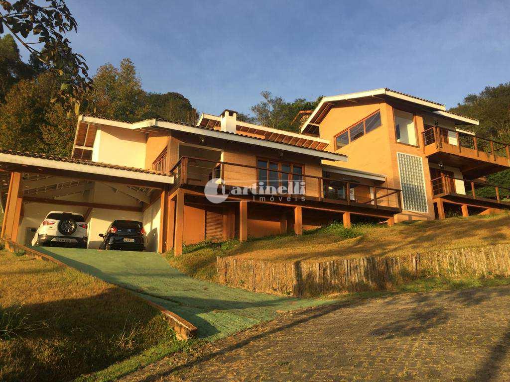 Casa de Condomínio com 4 dorms, Rio Preto, Santo Antônio do Pinhal - R$ 1.7 mi, Cod: 645
